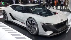 Présentation de l'Audi PB18 e-tron