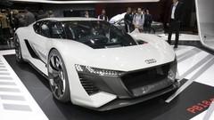 Audi PB 18 e-tron : le futur de l'Audi R8 ?