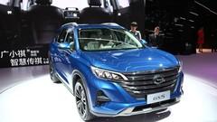 GAC GS5 : SUV chinois à Paris