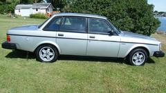 Marche arrière : La Volvo 244 Turbo