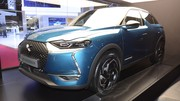 DS3 Crossback : plate-forme olympique