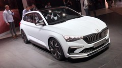 Présentation du Vision RS, le nouveau concept de Skoda
