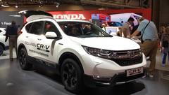 Honda CR-V hybrid: hybride malusé