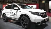 Honda CR-V Hybride : première mondiale à Paris
