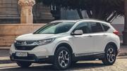 Honda CR-V Hybrid : emprise électrique
