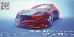 Salon Genève 2019 : Affiche officielle