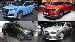 Mondial de l'Auto 2018 : les nouveautés SUV du salon de Paris