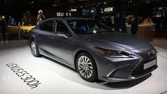 Lexus ES : ne l'appelez plus GS
