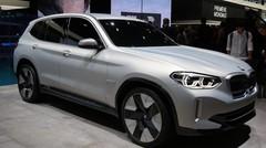 BMW iX3 : le X3 électrique en approche