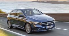 Le nouveau monospace Mercedes Classe B face à son prédécesseur