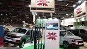 Dangel : les Rifter, Berlingo et Combo passent en 4x4 au Mondial