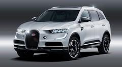 Bugatti envisagerait un SUV à moyen terme