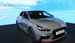 Hyundai i30 Fastback N : une bonne combinaison