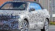 Le Volkswagen T-Roc cabriolet se montre