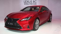 Lexus RC 300h : l'heure du facelift