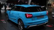 Mondial de l'Auto 2018 : nos photos de l'Audi SQ2