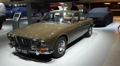 Jaguar : une fête éclair pour les 50 ans de la XJ