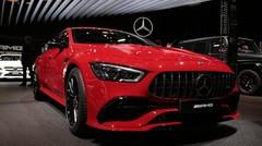 Mercedes AMG GT 43 4 portes : descente en gamme
