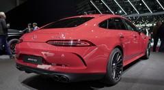 Mercedes AMG GT 4 portes : voici la nouvelle version 43 AMG