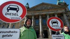 Berlin interdit son centre-ville au diesel