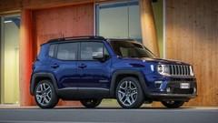 Le Jeep Renegade hybride rechargeable bientôt produit