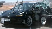 Tesla Model 3 : la voiture la plus sûre