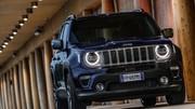 Arrivée en 2020 pour le Renegade hybride rechargeable de Jeep