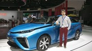 Prix Toyota Mirai 2018 : elle arrive en France !
