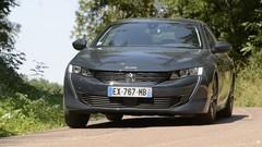 Peugeot 508 (2018) : toute la gamme à l'essai