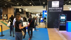 Les innovations high-tech se dévoilent au Mondial de l'auto 2018