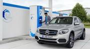 Mercedes croit encore à l'hydrogène