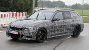 Rendez-vous à Genève pour la future BMW Série 3 Touring