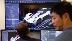 Aston Martin Valkyrie : première image du modèle de série