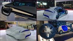 Innovations : à quoi ressemblera la voiture de demain