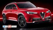 Futur Alfa Romeo Castello (2019) : 7 places au sport