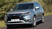 Prix en nette baisse pour le Mitsubishi Outlander PHEV 2019
