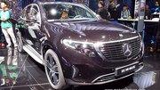 Mercedes EQC : Premières impressions