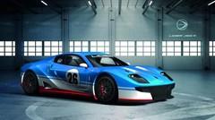 Ligier JS2 R : retour en piste