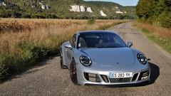 Essai Porsche 911 (991/2) Carrera GTS : Au tournant