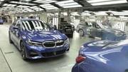 L'hypnotisante vidéo de la production de la BMW Série 3 G20