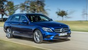 Mercedes C 300de : Diesel et hybride rechargeable