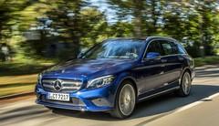 Mercedes C 300 de : une version hybride Diesel inédite