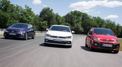 Essais Volkswagen GTI days