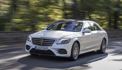 Mercedes S 560 e : le luxe, à nouveau branché !