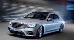 Mercedes S560e : la limousine hybride de 476 ch