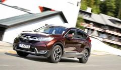 Essai Honda CR-V 1.5 i-VTEC : Charmes classiques