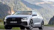 Essai Audi Q8 50 TDI : vraiment dynamique ?