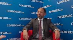 Didier Gambart, PDG de Toyota France n'a pas peur du tout-hybride