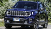 Jeep Renegade : deux versions hybrides rechargeables en 2020