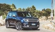 Jeep : le Renegade bientôt électrifié